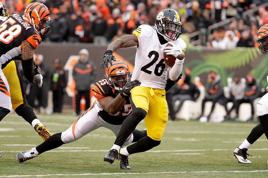 Le Veon Bell não deve jogar na estreia dos Steelers na temporada 8653076990b2b