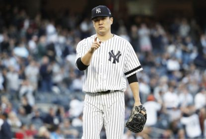 Masahiro Tanaka domina e Yankees viram a ALCS contra os Astros - The Playoffs