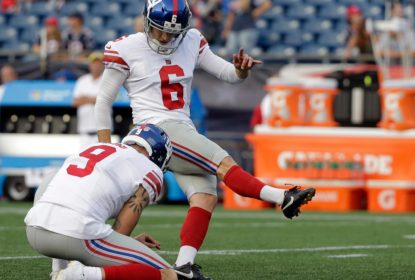 Cowboys contratam Mike Nugent como novo kicker após lesão de Dan Bailey - The Playoffs