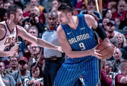 Nikola Vucevic comanda vitória do Magic sobre os Cavs