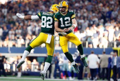 Em jogo sensacional, Green Bay Packers derrota Dallas Cowboys - The Playoffs