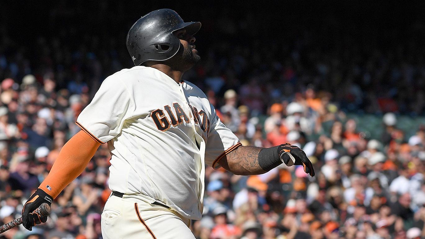 "Pablo ""Panda"" Sandoval garante vitória dos Giants"