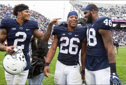 Ataque dá show e Penn State atropela Michigan - The Playoffs