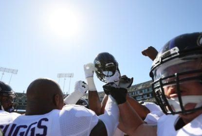Ravens têm início arrasador e vencem os Raiders fora de casa - The Playoffs