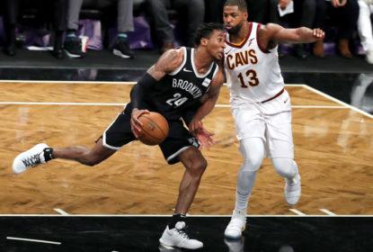 Cavaliers voltam a decepcionar e caem diante dos Nets - The Playoffs