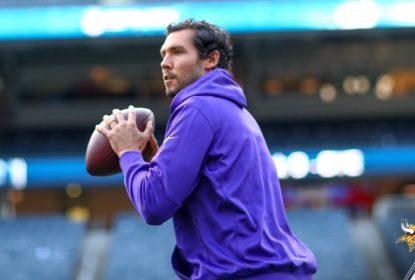 Sam Bradford se recupera de lesão e retorna aos treinos dos Vikings - The Playoffs