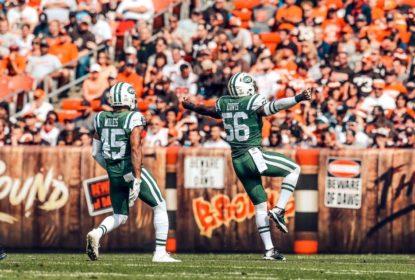 Em partida fraca, Jets batem Browns fora de casa e mantêm campanha positiva - The Playoffs
