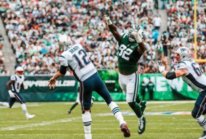 Patriots vencem Jets fora de casa e Tom Brady quebra mais um recorde - The Playoffs