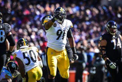 Steelers vencem os Ravens com facilidade fora de casa - The Playoffs