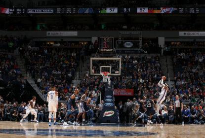 Partida entre Nets e Timberwolves é adiada devido a incidente policial em Minnesota - The Playoffs