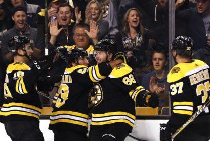 Patrice Bergeron impulsiona Bruins em vitória sobre Canucks - The Playoffs
