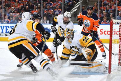 Murray e Malkin decidem e Penguins vencem Oilers - The Playoffs