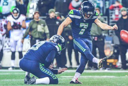 Com erro de field goal no final, Seahawks perdem para os Falcons no MNF - The Playoffs