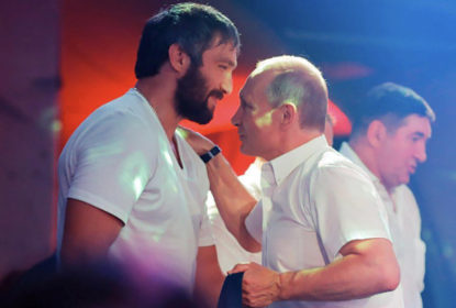 Alex Ovechkin declara apoio a presidente russo em rede social - The Playoffs