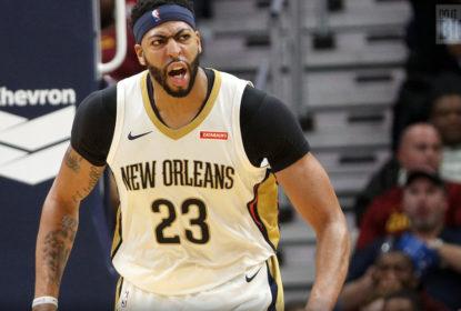 Com dupla de pivôs quase impecável, New Orleans Pelicans bate o San Antonio Spurs - The Playoffs