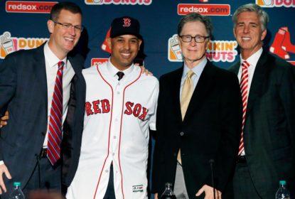 Alex Cora e Boston Red Sox assinam extensão de contrato - The Playoffs