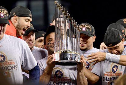 Ex-Astros, Mike Fiers diz que equipe usava câmera para roubar sinais em campanha de 2017 - The Playoffs