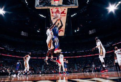 Pelicans derrotam Clippers, liderados por Anthony Davis e DeMarcus Cousins - The Playoffs