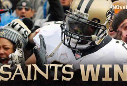 Jogo corrido de New Orleans domina a partida e Saints atropelam Bills - The Playoffs