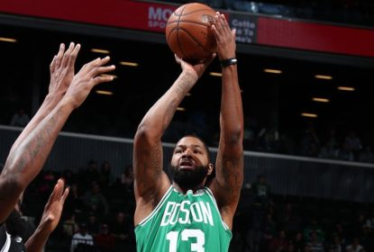 Marcus Morris assina com o San Antonio Spurs por duas temporadas - The Playoffs