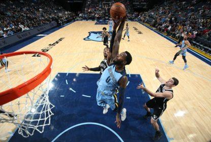 Memphis Grizzlies - Brooklyn Nets