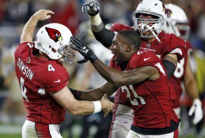 Em jogo disputado, Cardinals vencem Jaguars com um field goal de 57 jardas no fim - The Playoffs