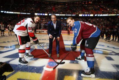 Em Estocolmo, Senators batem Avalanche na prorrogação - The Playoffs
