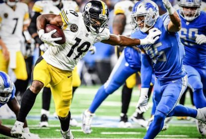 JuJu Smith-Schuster afirma não guardar mágoas de Antonio Brown - The Playoffs