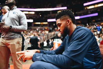Karl-Anthony Towns e Minnesota Timberwolves renovam contrato por cinco anos - The Playoffs