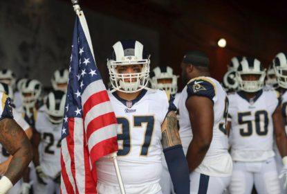 Rams seguem com boa campanha na temporada e vencem Texans em casa - The Playoffs