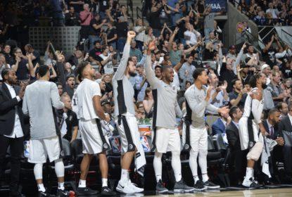 San Antonio Spurs vence Charlotte Hornets fora de casa e segue entre os primeiros do Oeste - The Playoffs