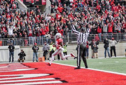 Buckeyes dão show defensivo e atropelam Spartans pela NCAA Football - The Playoffs