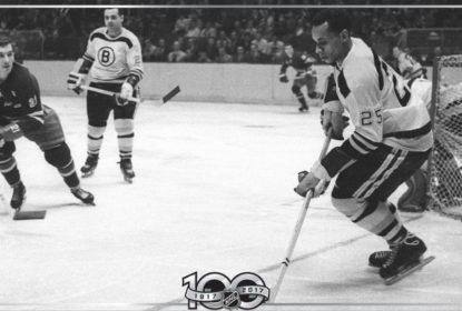 Como Willie O'Ree abriu portas para os negros na NHL - The Playoffs