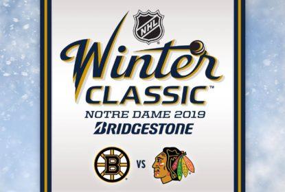 Winter Classic 2019 é anunciado com Blackhawks e Bruins - The Playoffs