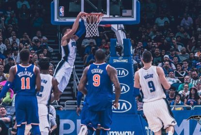 Orlando Magic aproveita ausência de Porzingis e vence New York Knicks - The Playoffs