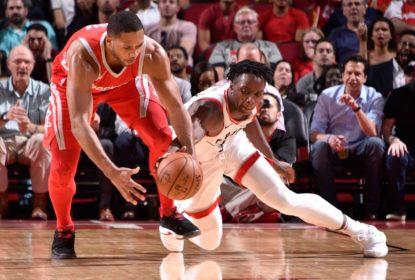 Fora de casa, Raptors vencem e acabam com sequência invicta dos Rockets - The Playoffs
