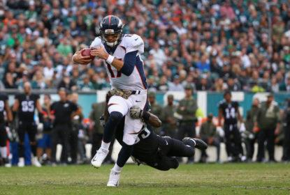 Brock Osweiler terá outra chance como titular do Denver Broncos - The Playoffs
