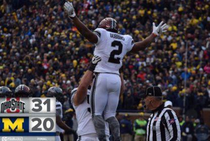Ohio State confirma favoritismo e derruba Michigan em Ann Arbor - The Playoffs
