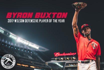 Byron Buxton e LA Dodgers lideram premiação para jogadores defensivos - The Playoffs