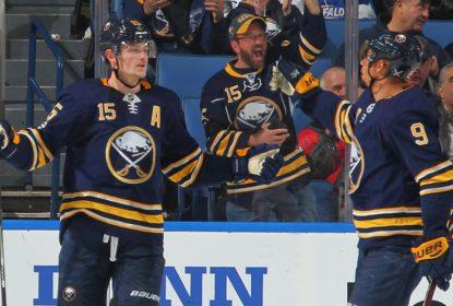 Kane e Lehner brilham em vitória dos Sabres contra Capitals - The Playoffs