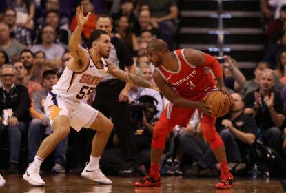 No retorno de Chris Paul, Houston Rockets atropela Phoenix Suns - The Playoffs