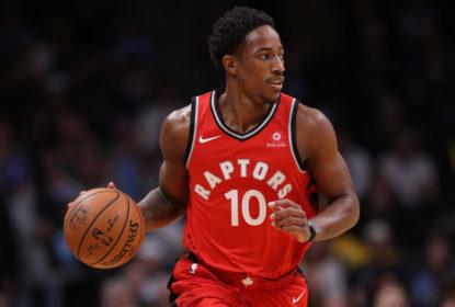 DeMar DeRozan brilha e Toronto Raptors vence Utah Jazz em Salt Lake City - The Playoffs