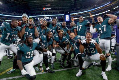 Philadelphia Eagles é convidado a visitar a Casa Branca - The Playoffs
