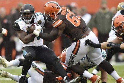 Jacksonville Jaguars vence Cleveland Browns e assume a liderança da AFC Sul - The Playoffs