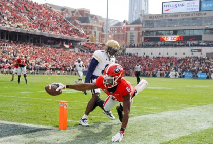 Georgia passa por Georgia Tech sem dificuldades e aguarda final da SEC - The Playoffs