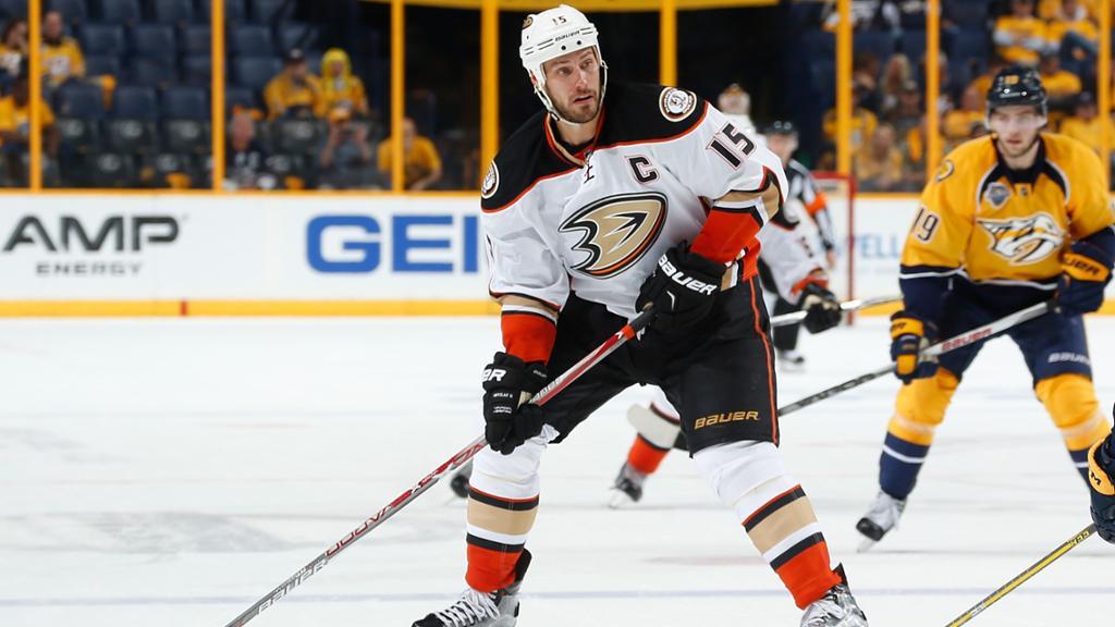 Capitão Getzlaf retorna aos Ducks - The Playoffs