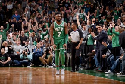 Jaylen Brown desativa conta no instagram para focar no retorno da NBA em Orlando - The Playoffs
