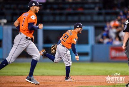 Com Jose Altuve MVP, Houston Astros domina premiação dos fãs da MLB - The Playoffs
