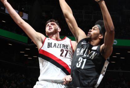 Em jogo com final eletrizante, Portland Trail Blazers vence Brooklyn Nets de virada - The Playoffs
