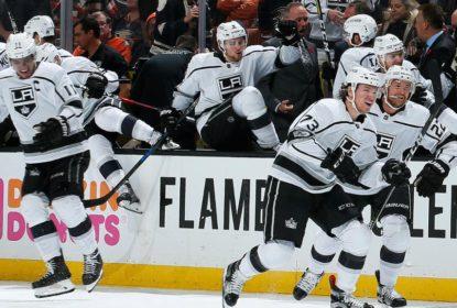 NHL: Sob nova direção, os Kings devem voltar aos playoffs nesta temporada - The Playoffs